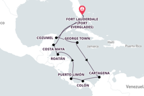 Magnificent Colón Cruise with Celebrity Cruises