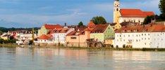 Adventszauber auf der Donau