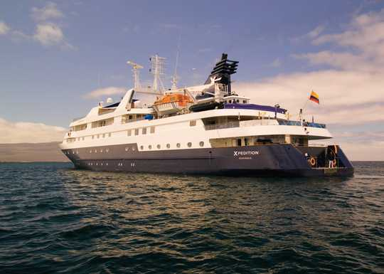 Journey To The Galapagos Islands Celebrity Xpedition