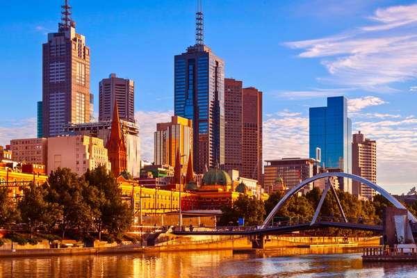 Melbourne, Austrália