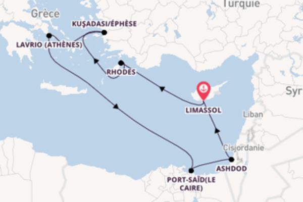 8 jours pour découvrir Lavrio (Athènes)