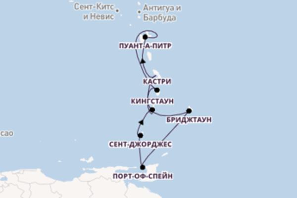 Великолепное путешествие на MSC Seaview