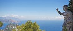 Mittelmeertraum über Neapel nach Barcelona