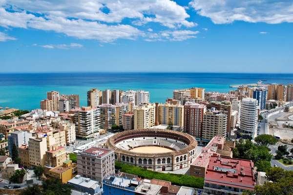 Málaga depuis Barcelone pour une croisière de 8 jours