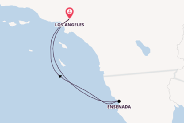 Memorable journey from Los Angeles with Carnival Cruise Lines