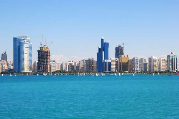 Journey from Abu Dhabi with the MSC Virtuosa