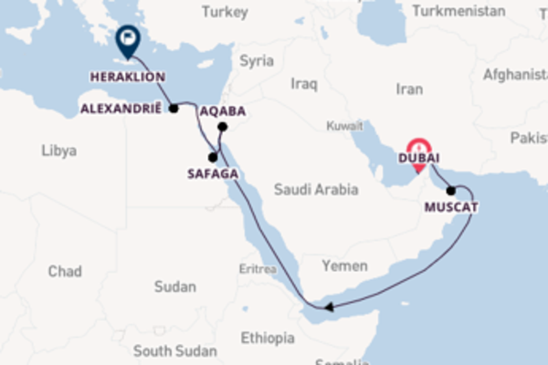 De pracht van het culturele Suezkanaal