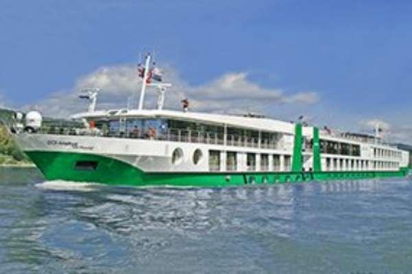 5 jours de navigation à bord du bateau DCS Amethyst depuis Passau, Allemagne