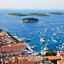 Traum der dalmatinischen Küste
