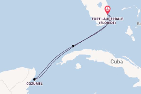Croisière de 5 jours vers Fort Lauderdale (Floride) avec Royal Caribbean