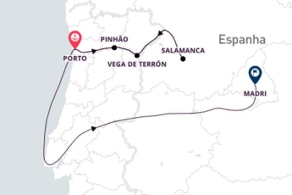 Segredos do Douro e Madrid