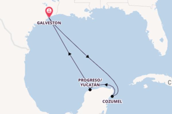 6 giorni da Galveston