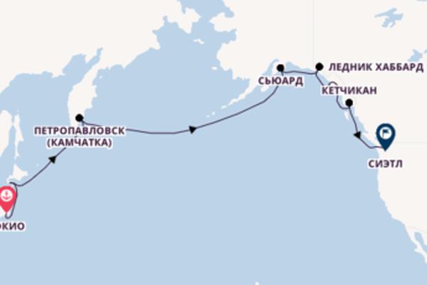 Шикарный вояж с Norwegian Cruise Line