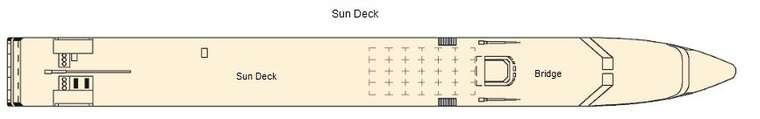 Michelangelo Sun Deck