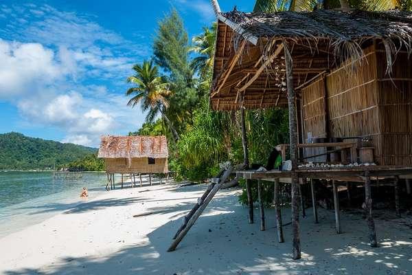 Karkar Island, Papua-Neuguinea