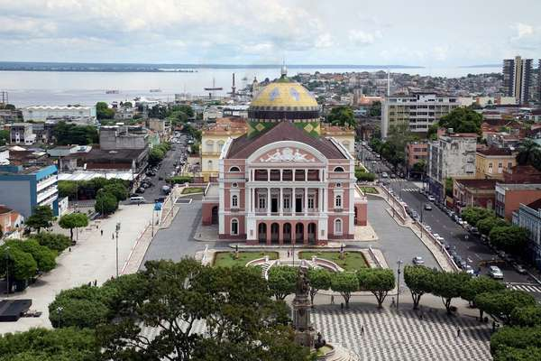 11 day cruise to Manaus from Iquitos