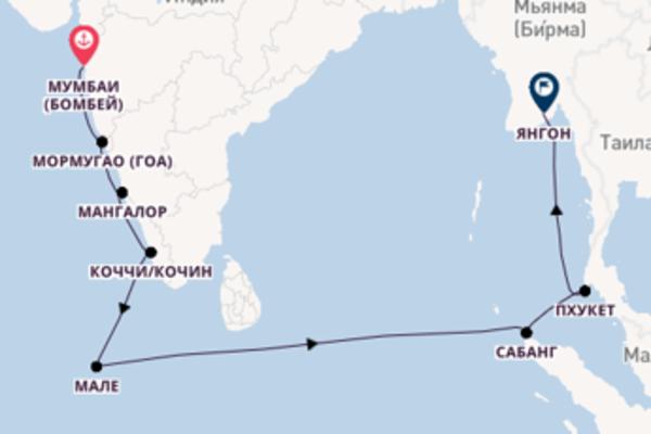 Прекрасный вояж с Oceania Cruises