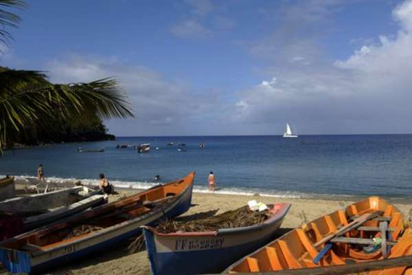 Гранд Анс, Мартиника