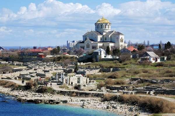 Севастополь, Крымский п-ов