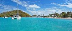 In acht Tagen durch die Karibik