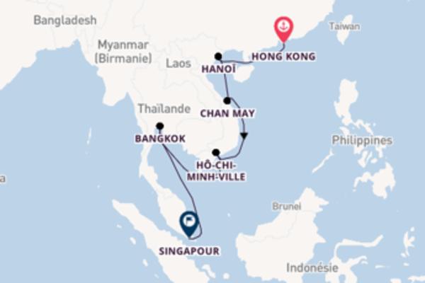 15 jours pour découvrir Hong Kong au départ de Hong Kong