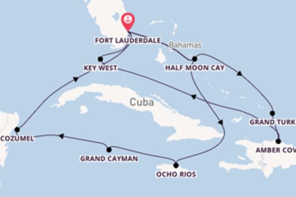 Viaggio di 15 giorni a bordo di Eurodam