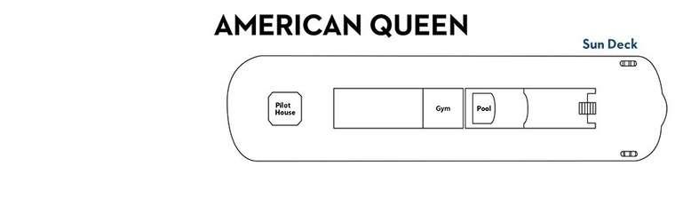American Queen Pont Sun