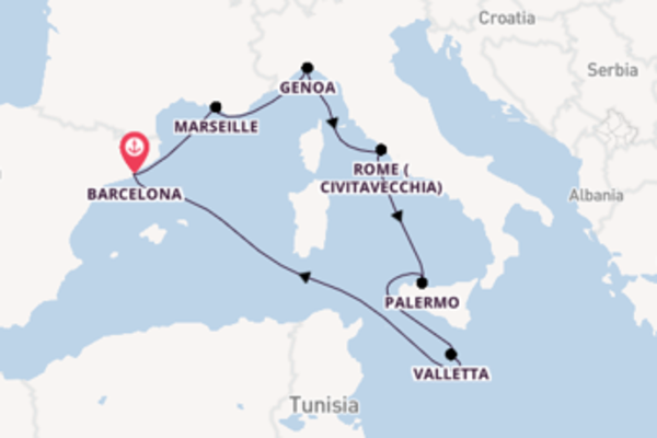 MSC Grandiosa Cruises 2020 - 2021 | Best Prices & Itineraries