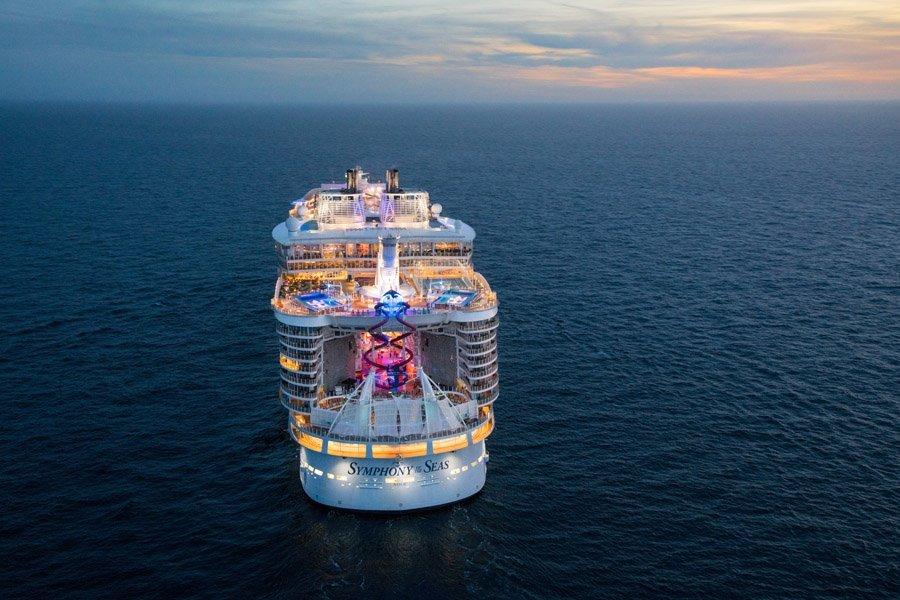 7 nachten met de Symphony of the Seas