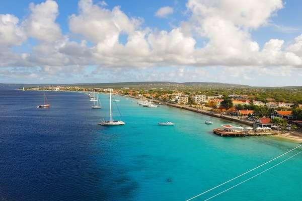 Kralendijk, Bonaire, Nederlandse Antillen