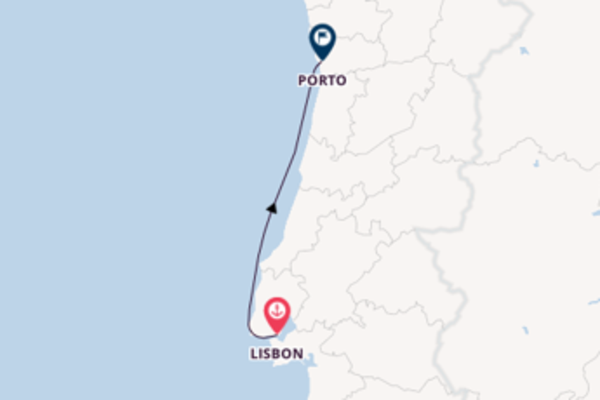 8 day trip to Porto from Lisbon