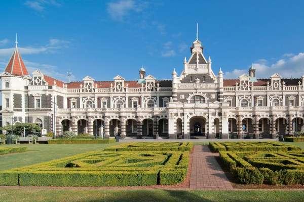 11 giorni verso Sydney passando per Dunedin