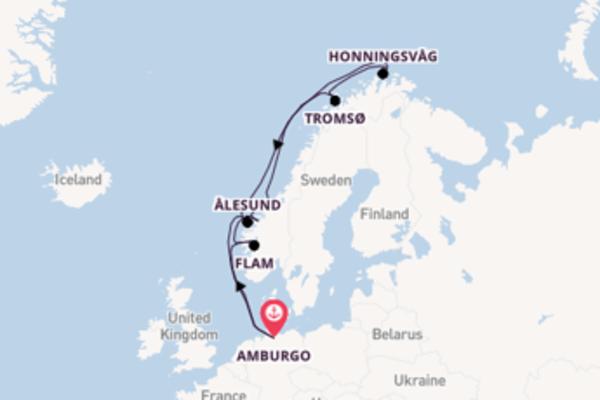 12 giorni da Amburgo