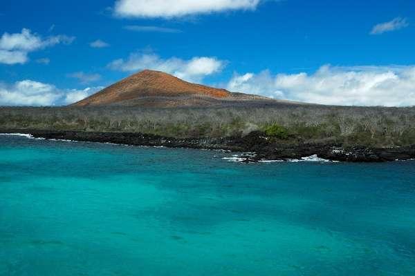 Puerto Egas (San Salvador), Galapagos Eilanden