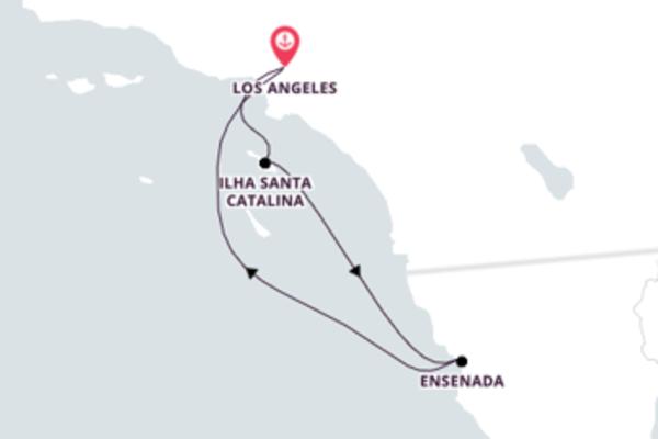 Costa Oeste dos EUA e México