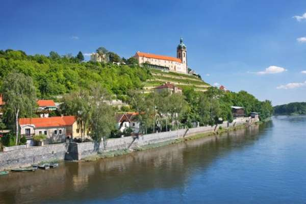 Cruise with the Elbe Princesse II to Roztoky from Prague