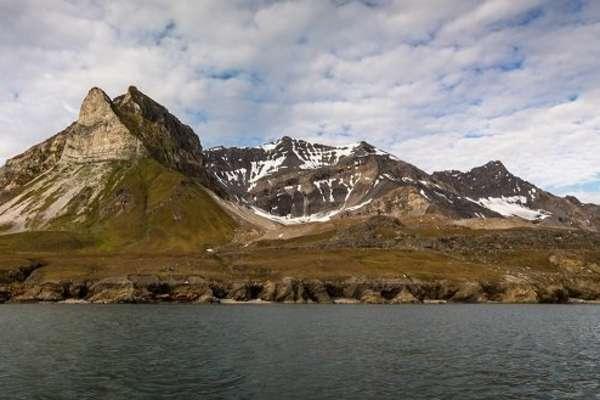 Alkhornet (Spitsbergen), Noorwegen