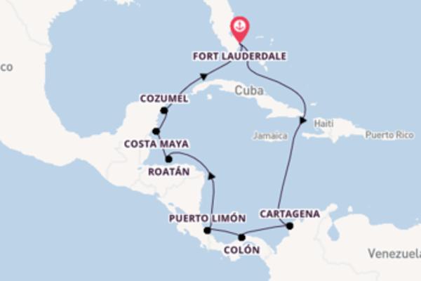 Ervaar Cozumel met Celebrity Cruises