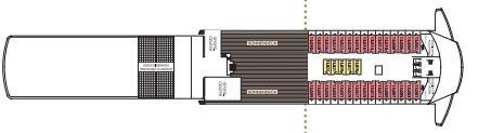 Queen Mary 2 Deck 13