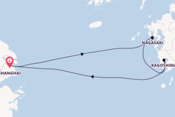 Delightful cruise from Shanghai with Royal Caribbean