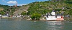 Rhein in Flammen in Oberwesel erleben