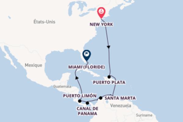 Charmante balade de 14 jours avec Norwegian Cruise Line