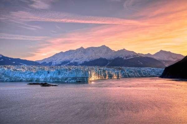 Icy Bay, Verenigde Staten