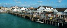 Kurzreise Southampton und Le Havre