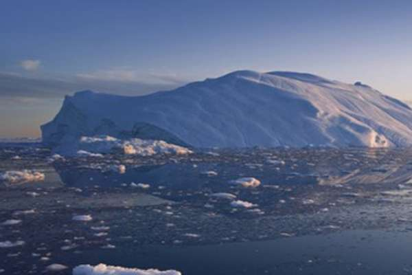 Christian IV Gletscher, Grönland