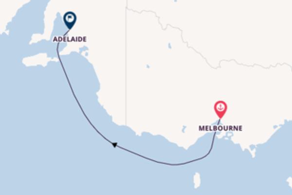 Kurztrip Melbourne - Adelaide