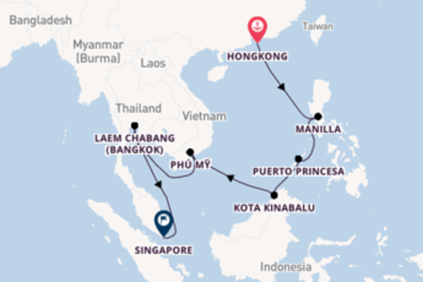 Beleef het fenomenale Phú Mỹ