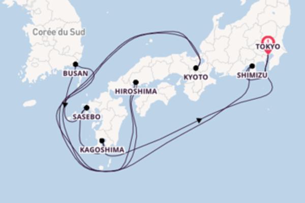 11 jours pour découvrir Hiroshima