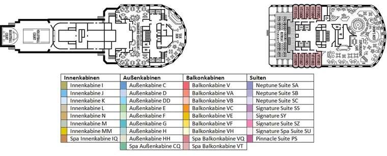 Eurodam Observation Deck