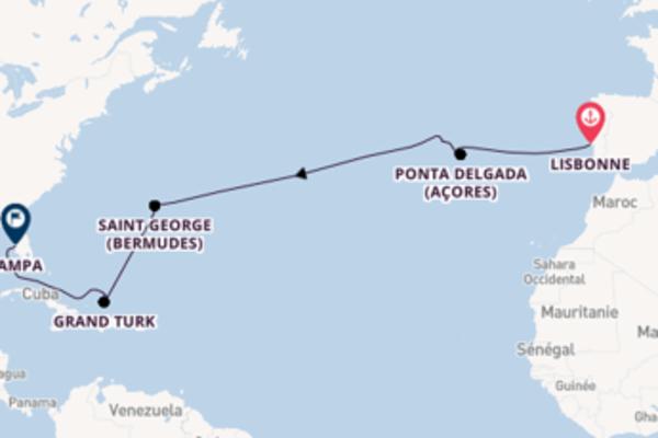 14 jours pour découvrir Ponta Delgada (Açores)